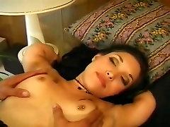 Čudovito pornstar Bridget Pooblastila v noro pritlikavci, kosmat sex clip