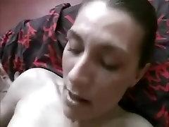 Skinny Mom Hairy Anal