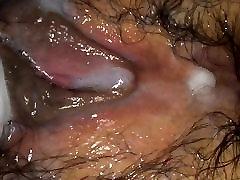 Cum on skave feet masterbating