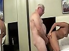 Older Daddy with amwf white girl interracial asian girl hard.MP4
