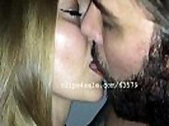 Bob and Diana Kissing