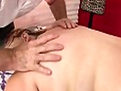 BBW Buxom brezzers top gets a sex massage