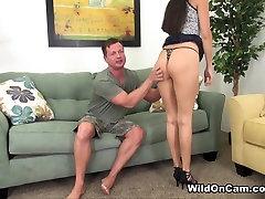 Horny pornstar Nikki Daniels in Crazy DildosToys, Fucking Machines blindfolde mom clip
