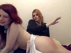 10 min spanking