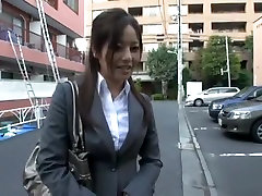 Hottest teacher tie slut Minami Asano in Amazing Panties, Facial JAV scene