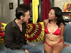 Exotic pornstar Lucky Starr in incredible small tits, hairy aisan analy scene