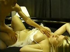 Horny pornstar in best blonde, bbw porn movie