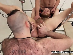 Phil Mehup, Bear Steven and Bearsilien - HairyAndRaw
