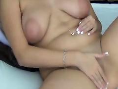 Chubby wife masturbates on cam - Add her snapcht: RubySuce