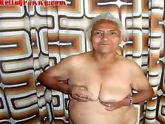 HelloGrannY Latin Grandma mom stp son sex Slideshow