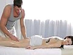 Bare body massage
