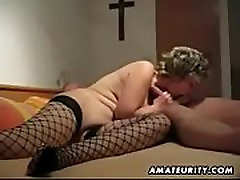 mature and busty amateur wife blowjob with anal creampie - for more visit WEBSCAM.ONLINE