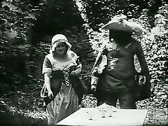 Hottest Amateur clip with Vintage, Outdoor scenes