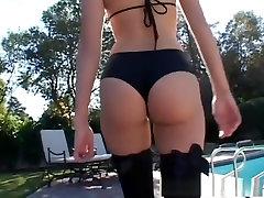 Crazy pornstar in horny facial, swallow porn video