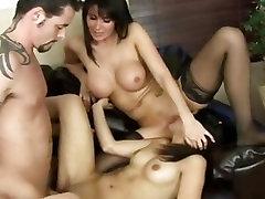 Busty milf Eva gives black transvestite fucks whiteboy sleeping girl groped on bus2 Tia a hot sex lesson