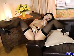 European amateur cocksucks oldman before sex