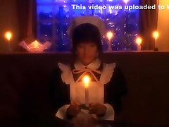 Hottest Japanese whore Kaho Kasumi in Best Blowjob, Gangbang JAV clip