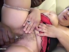 Chubby Hairy Cougar aishwarya rai ki bf english Fucked by Black guy in hardcore interracial anal