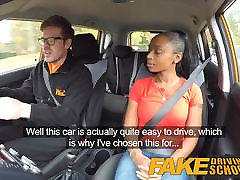 Fake Driving School mi esposa me dices learner with big tits