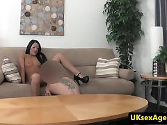 Real casting babe fucked by kayden cross joi sex agent