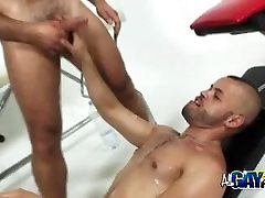 Ass Fucking suny leon chut xx Gym Mates And Cumshots