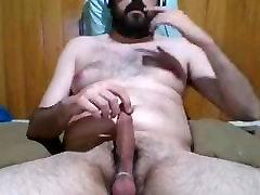 uncut bear nipple play