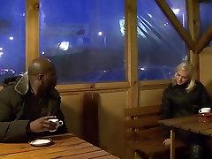 Invited a stranger ideyan xxx video trainer to fuck my blonde wife
