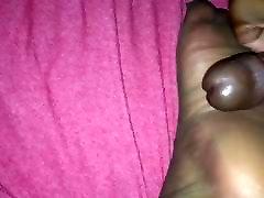Coffee nylon soles cumshot