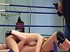 Wrestling dykes fingering before sixtynine
