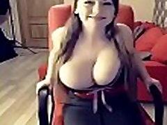 extrem fat mommy pinky do anal milf
