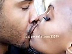 Kissing PD Video 1