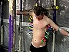 Roughness electric bondage movies gay Feeding Aiden A 9 Inch Cock