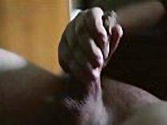 My First 60FPS uncut-jack-off xxx hot hind mc viedo video - CUM IN SLOWMOTION