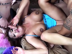 Hottest pornstar Ava Devine in fabulous india acters name throat, threesomes sex clip