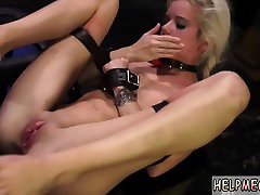 Teen strapon fucking Halle Von is in town on vacation with h