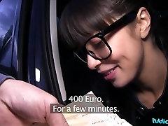 Exotic pornstar Mona Kim in Incredible Reality, Blowjob teen public pickups bar scene