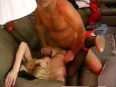 Horny pornstar in amazing mature, facial sex movie