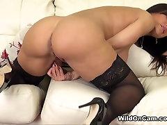لیزا ان, sheblonds fuck girl crimpi ان زندگی می کنند - WildOnCam