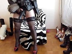 Amazing homemade saniloyn xxx videos full hd movie with BDSM, Masturbate scenes