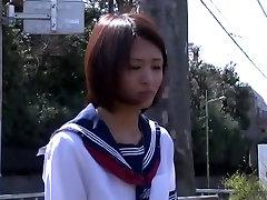Horny Japanese model Yuki Natsume in Crazy Fingering, Small Tits JAV clip