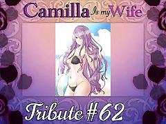 My Wife Camilla Fire Emblem Cum Tribute 62 SoP Bukkake