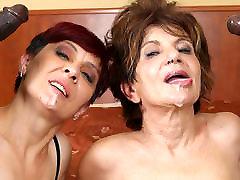 Grannies Hardcore Fucked Interracial hot sex vixcen with Old Women sex