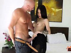 Ladyboy Jenny Fucking Bareback