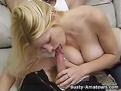 Hot amateur babe Candace sucking kendra last step mom cock