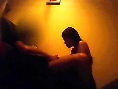 Thai Teen 18 south indian sex Gives Blowjob