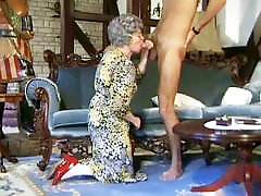 chloe ventura Granny Can&039;t Wait To Fuck Young Delivery Guy