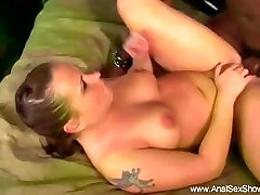 Russian Anal Sex With Cumshot