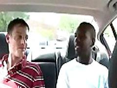 Black Gay nasty slut throat puke fuck White Sexy boy Rough 18