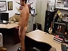 Straight guys first time naked gay Straight man heads gay for cash he