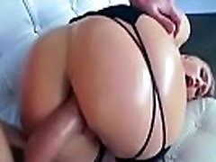she get finger interview and anal riding deep